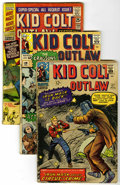 Bronze Age (1970-1979):Western, Kid Colt Outlaw Group (Marvel, 1965-78) Condition: Average FN+.... (Total: 25 Comic Books)