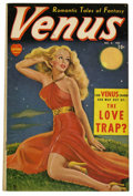 Golden Age (1938-1955):Romance, Venus #8 (Atlas, 1950) Condition: FN/VF....