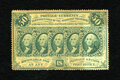 Fractional Currency:First Issue, Fr. 1310 50c First Issue Very Fine. ...