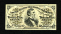 Fractional Currency:Third Issue, Fr. 1291 25c Third Issue Choice New....
