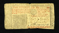 Colonial Notes:New Jersey, New Jersey April 16, 1764 £3 Very Fine....