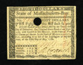 Colonial Notes:Massachusetts, Massachusetts May 5, 1780 $8 About New....