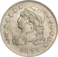 Bust Dimes, 1814 10C Large Date MS65 NGC....
