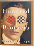 Books:Signed Editions, Donald Antrim. The Hundred Brothers. A Novel. New York: Crown Publishers, Inc., [1997]. First edition. Signed ...