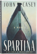 Books:Signed Editions, John Casey. Spartina. New York: Alfred A. Knopf, 1989. First edition. Signed by the author on the title page. ...