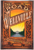 Books:Signed Editions, T. Coraghessan Boyle. The Road to Wellville. [New York, et al.]: Viking, [1992]. First edition. Signed by the auth...