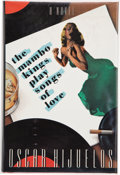 Books:Signed Editions, Oscar Hijuelos. The Mambo Kings Play Songs of Love. New York: Farrar Straus Giroux, [1989]. First edition. Inscrib...
