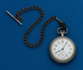 Timepieces:Pocket (post 1900), Elgin Military Pocket Watch. ...