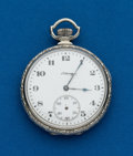Timepieces:Pocket (post 1900), Elgin 12 Size, 15 Jewel. ...