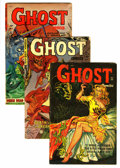 Golden Age (1938-1955):Horror, Ghost Group (Fiction House, 1952-54).... (Total: 4 Comic Books)