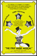 """Movie Posters:Musical, Musical Lot (Various, 1965-1976). Programs (4) (Multiple Pages) and One Sheet (27"""" X 41""""). Musical.. ... (Total: 5 Items)"""