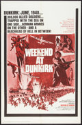"""Movie Posters:War, War Lot (Various, 1962-1966). Programs (3) (Multiple Pages), andOne Sheet (27"""" X 41""""). War.. ... (Total: 4 Items)"""