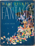 "Books:Signed Editions, [Walt Disney]. Deems Taylor. Walt Disney's ""Fantasia."" Witha Foreword by Leopold Stokowski. New York: Simon and Sch..."