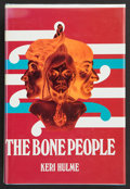 Books:First Editions, Keri Hulme. The Bone People. A Novel. Baton RougeLondon: Louisiana State University Press, [1985]. First United...