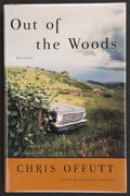 Books:First Editions, Chris Offutt. Out of the Woods. Stories. [New York]:Simon & Schuster, [1999]. First edition. Publisher's origin...