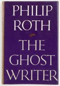 Books:First Editions, Philip Roth. The Ghost Writer. New York: Farrar, Straus andGiroux, [1979]. First edition. Publisher's original bind...