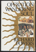 Books:First Editions, Richard Powers. Operation Wandering Soul. A Novel.New York: William Morrow and Company, Inc., [1993]. First edi...