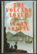 Books:First Editions, Susan Sontag. The Volcano Lover. A Romance. New York:Farrar Straus Giroux, [1992]. First edition. Publisher's o...