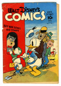 Golden Age (1938-1955):Cartoon Character, Walt Disney's Comics and Stories #31 (Dell, 1943) Condition: FR....