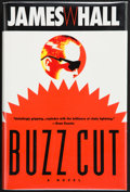 Books:First Editions, James W. Hall. Buzz Cut. [New York]: Delacorte Press,[1996]. First edition. Publisher's original binding and dust j...