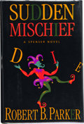 Books:Signed Editions, Robert B. Parker. Sudden Mischief. New York: G. P. Putnam's Sons, [1998]. First edition. Signed by the author on t...