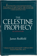 Books:First Editions, James Redfield. The Celestine Prophecy. An Adventure.[New York]: Warner Books / A Time Warner Company, [1994]. ...