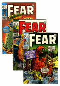 Bronze Age (1970-1979):Horror, Fear Group (Marvel, 1970-74) Condition: Average NM-.... (Total: 16Comic Books)