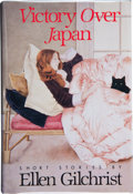 Books:Signed Editions, Ellen Gilchrist. Victory Over Japan. A Book of Stories. Boston Toronto: Little, Brown and Company, [1984]. First...