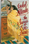 Books:Signed Editions, Isabel Allende. The Stories of Eva Luna. Translated from the Spanish by Margaret Sayers Peden. New York Oxford Singa...