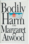 Books:Signed Editions, Margaret Atwood. Bodily Harm. New York: Simon and Schuster, [1982]. First edition. Signed by the author on the t...