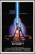 "Movie Posters:Science Fiction, Tron (Buena Vista, 1982). One Sheet (27"" X 41""). Science Fiction....."