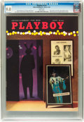 Magazines:Vintage, Playboy V5#3 (HMH Publishing, 1958) CGC VF/NM 9.0 White pages....