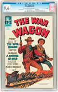 Silver Age (1956-1969):Western, Movie Classics War Wagon #nn File Copy (Dell, 1967) CGC NM+ 9.6Off-white to white pages....