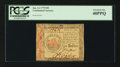 Colonial Notes:Continental Congress Issues, Continental Currency January 14, 1779 $50 PCGS Extremely Fine40PPQ.. ...
