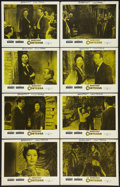 """Movie Posters:Drama, The Barefoot Contessa (United Artists, R-1960). Lobby Card Set of 8 (11"""" X 14""""). Drama.. ... (Total: 8 Items)"""