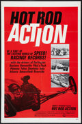 """Movie Posters:Sports, Hot Rod Action (Cinerama Releasing, 1969). One Sheet (27"""" X 41""""). Sports.. ..."""