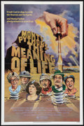"Movie Posters:Comedy, Monty Python's The Meaning of Life (Universal, 1983). One Sheet (27"" X 41""). Comedy.. ..."