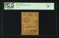 Colonial Notes:Pennsylvania, Pennsylvania October 1, 1773 10s PCGS Extremely Fine 40.. ...