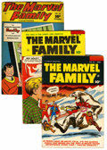 Golden Age (1938-1955):Miscellaneous, Fawcett Golden Age Group (Fawcett, 1940s-50s).... (Total: 9 Comic Books)