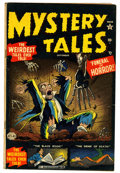 Golden Age (1938-1955):Horror, Mystery Tales #14 (Atlas, 1953) Condition: VG/FN....