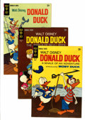 Bronze Age (1970-1979):Cartoon Character, Donald Duck File Copies Box Lot (Gold Key, 1967-80) Condition:Average VF/NM....