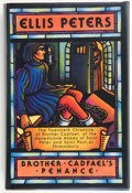 Books:First Editions, Ellis Peters. Brother Cadfael's Penance. The TwentiethChronicle of Brother Cadfael. [New York]: Mysterious Pres...