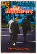 Books:Signed Editions, Richard Price. The Wanderers. A Novel. Boston: Houghton Mifflin Company, 1974. First edition. Signed by the au...