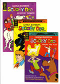 Bronze Age (1970-1979):Cartoon Character, Scooby Doo File Copy Group (Gold Key, 1972-74) Condition: AverageVF+.... (Total: 9 Comic Books)