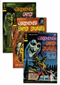 Bronze Age (1970-1979):Horror, Grimm's Ghost Stories File Copies Group (Gold Key, 1972-81)Condition: Average VF.... (Total: 51 )