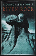 Books:Signed Editions, T. Coraghessan Boyle. Riven Rock. [London]: Bloomsbury, [1998]. First edition. Signed by the author on the title...
