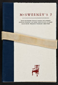 Books:Signed Editions, Dave Eggers, editor. McSweeney's 7. [San Francisco]: McSweeney, [2001]. First edition. Inscribed and signed by A. ...