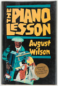 Books:Signed Editions, August Wilson. The Piano Lesson. [New York, et al.]: A Dutton Book, [1990]. First edition. Signed by the author on...