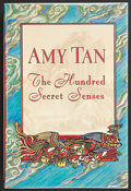 Books:Signed Editions, Amy Tan. The Hundred Secret Senses. New York: G. P. Putnam's Sons, [1995]. First edition. Signed by the author on ...