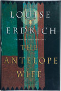 Books:Signed Editions, Louise Erdrich. The Antelope Wife. A Novel. [New York]: HarperFlamingo / An imprint of HarperCollins Publishers,...